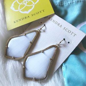 Kendra Scott Jewelry - Kendra Scott Alex Gold Drop Earrings